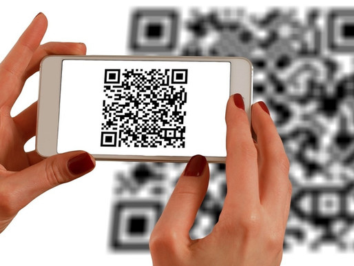 QR Code? What's that?!