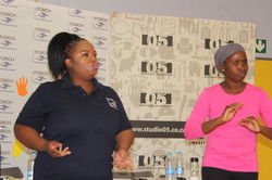 Hearing-impaired workshop 2020