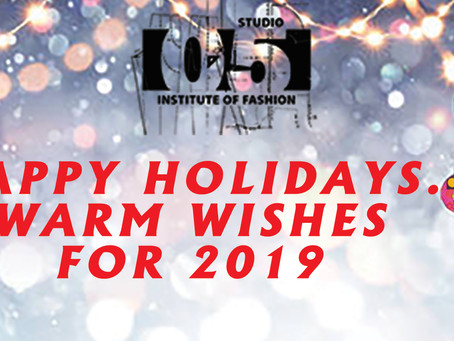 Sincere Thanks to our Community Happy Holidays!