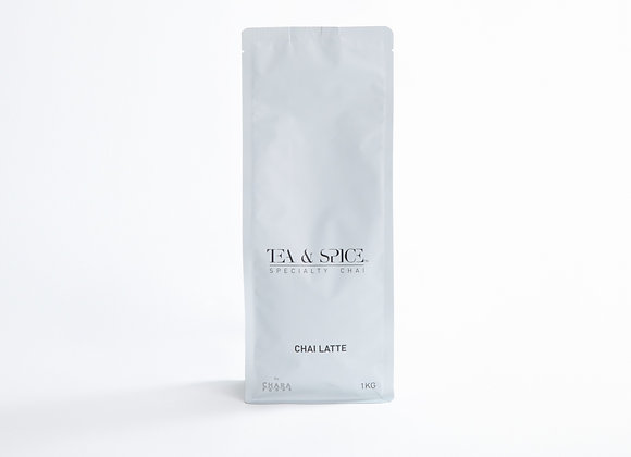 1 x 1kg Tea & Spice Chai Latte Powder