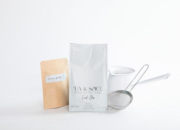 Starter Pack - Tea & Spice Fresh Chai