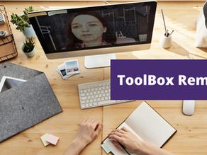 Toolbox remoto: as 22 ferramentas para equipes remotas
