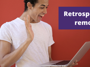 Condução de retrospectiva no formato remoto: dicas e atividades