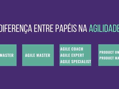 Entendendo os papéis no Agile