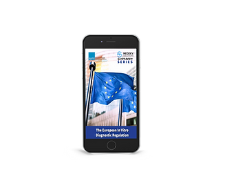 IVDR Book on Mobile Phone