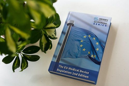 The Meddev Solutions EU MDR Guidebook 2nd Edition