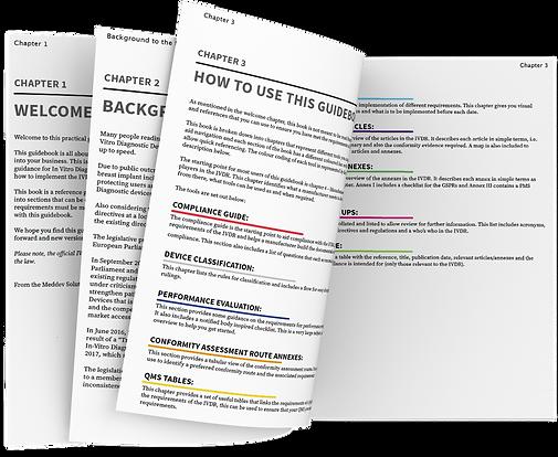 IVDR Guidebook Sample
