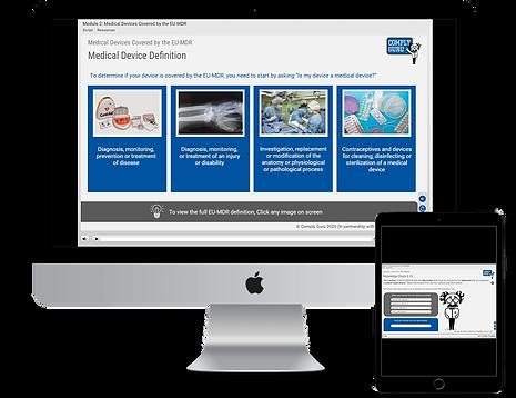 EU MDR Online Training