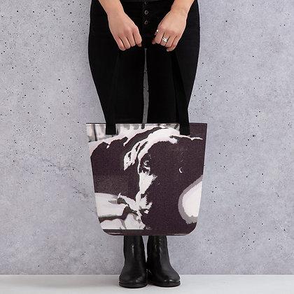 Ruby Print Tote bag