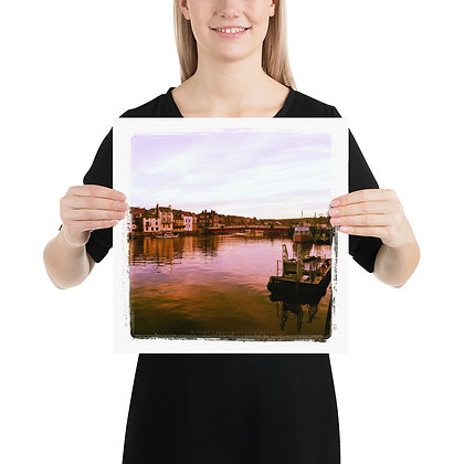 The Water Front unframed photograph