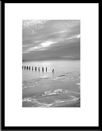 'Sunday Morning' framed print