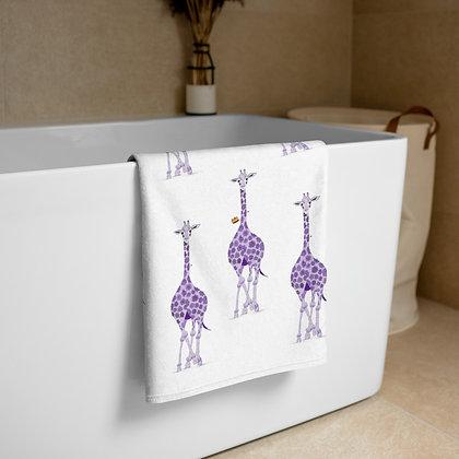 Geri Giraffe Towel