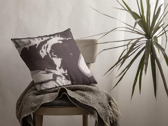 Ruby Print Premium Pillow