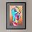 Thumbnail: Strike a Pose Studio Shot unframed photograph