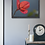 Thumbnail: Red Leaf unframed photograph