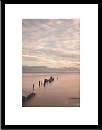 Eastern Dawn #2 framed print