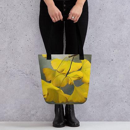 Kali's Gingko Tote bag