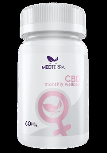 Medterra CBD For Women Monthly Wellness