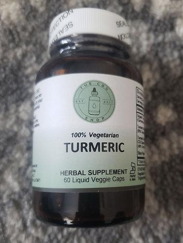 Turmeric Liquid Capsules 60ct
