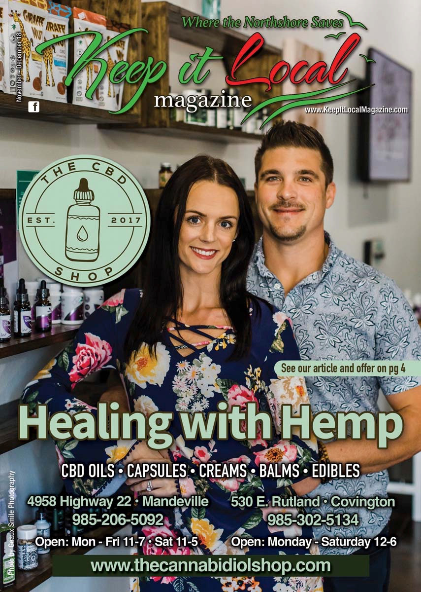 Personal CBD Session with the Owners