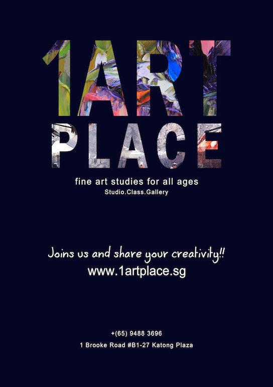 Art Class Katong Plaza Singapore 1 Art Place
