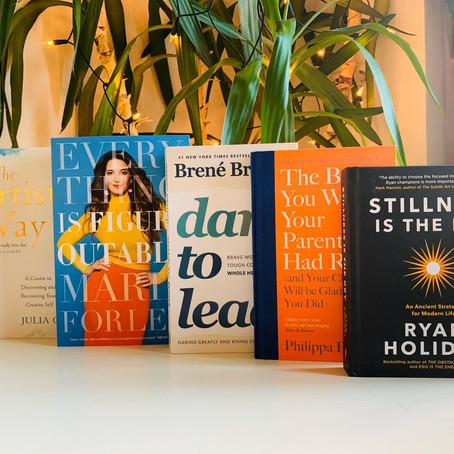 Mijn 5 favoriete non-fictie boeken voor onder de kerstboom!
