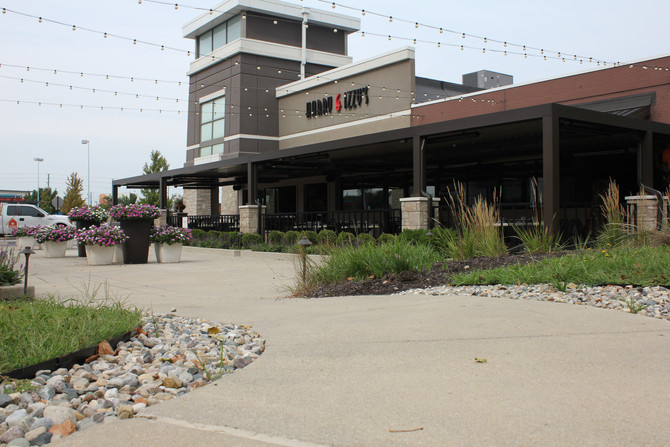 Largest Commercial Louvered Roof in Central Indiana