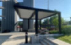 Indiana patio shade