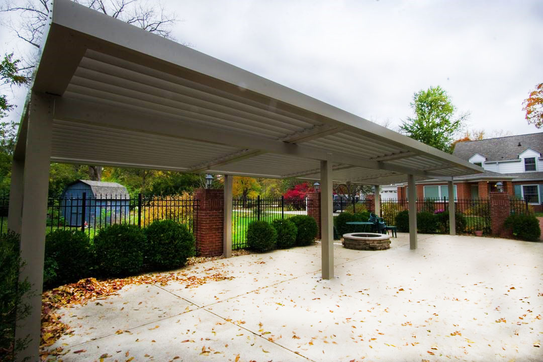 Louvered Roof, Indianapolis
