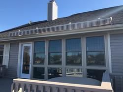 New windows & Sunesta awning