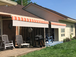 Retractable Awnings, Greenwood, Indiana