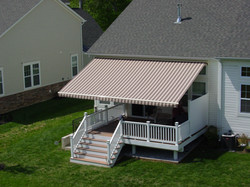 Awnings: Beautiful from any view