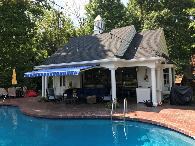 Sunesta Awnings Increase the Function of Outdoor Space