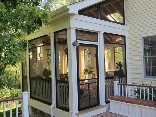 Sunrooms: Outside views with inside comfort!