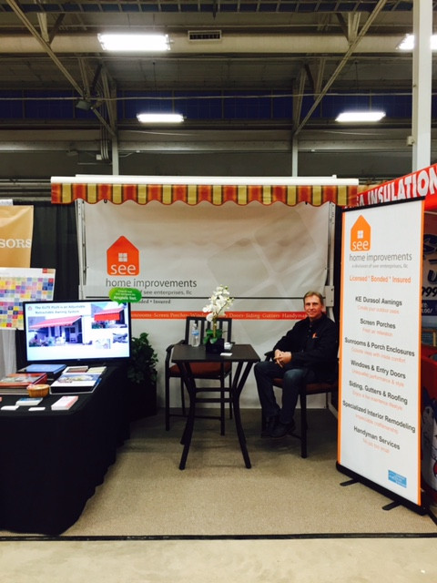 We'll see you next year at the Indianapolis Home Show!
