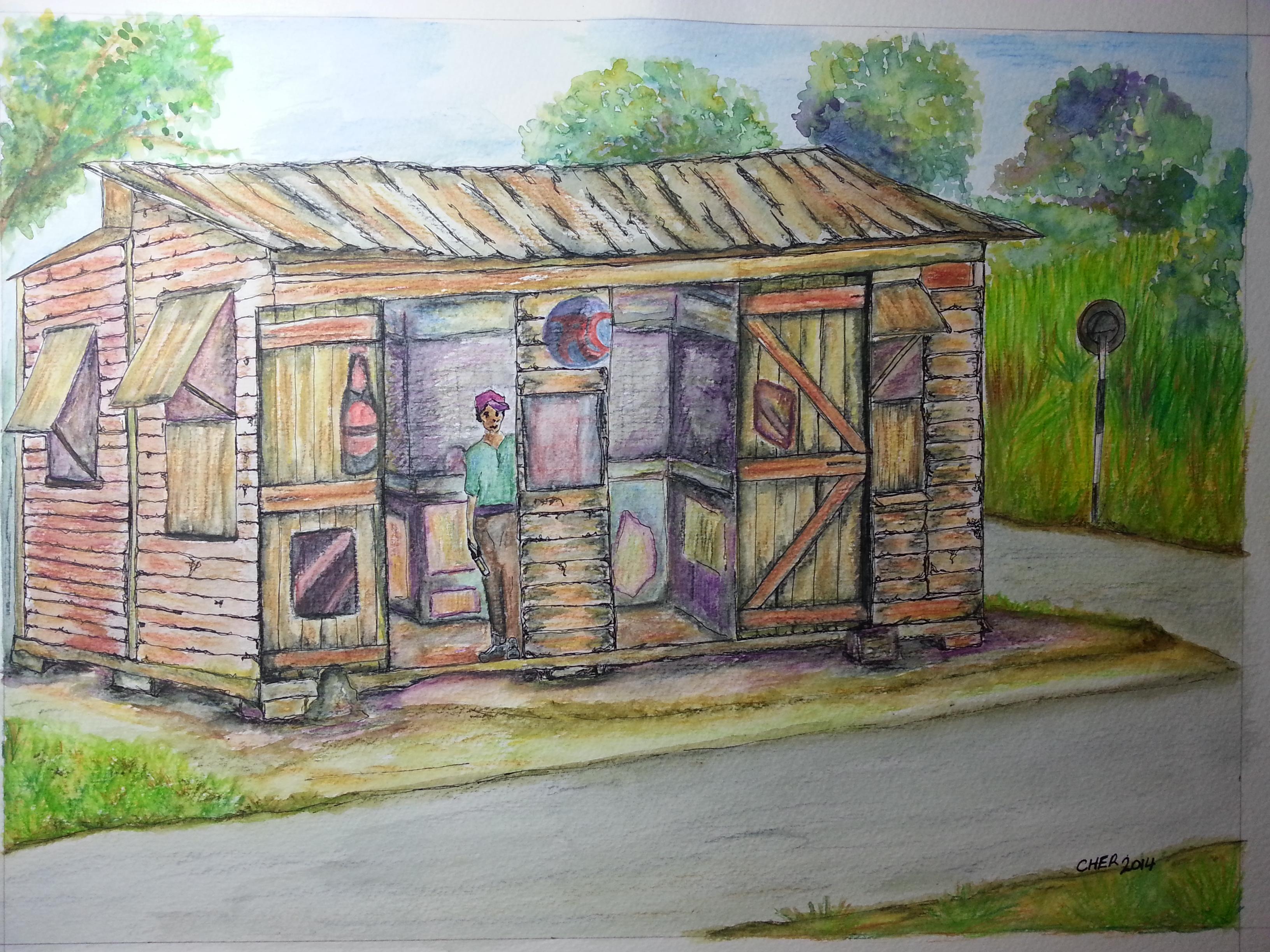 Ole Bajan Rum Shop