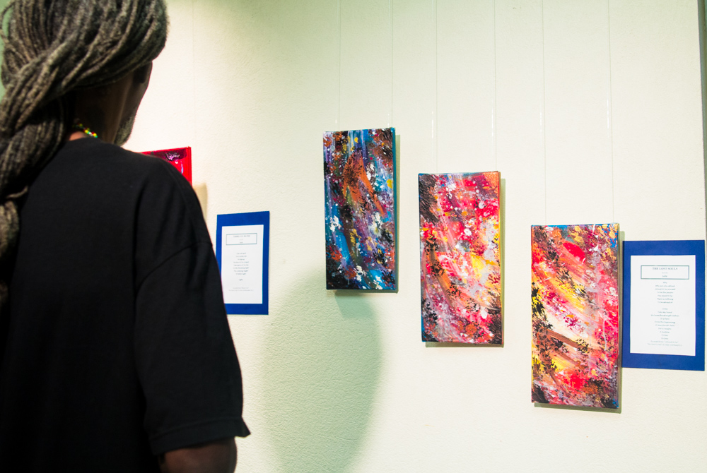 Viewing the Artwork
