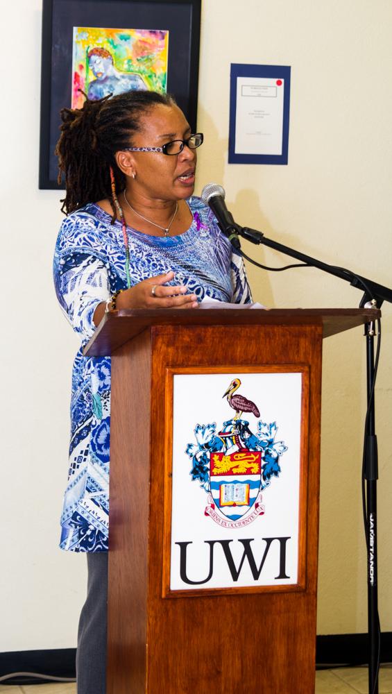 Dr. Charmaine Crawford