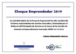 Emprendedor 2019