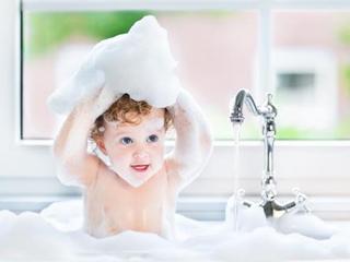 Gel douche enfant