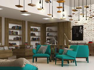 Ambiente tranquilo: pincele sua casa com cores agradáveis