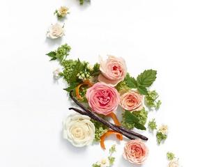 Gel douche florale