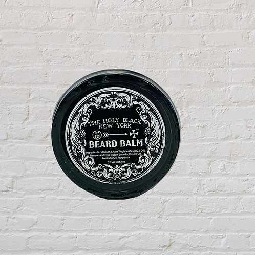 Holy Black Beard balm