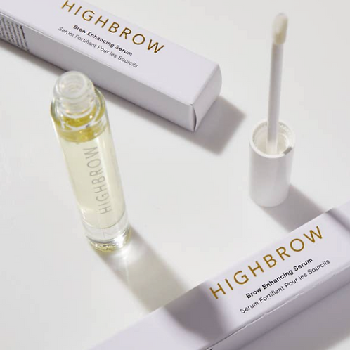 HIGHBROW brow growth serum