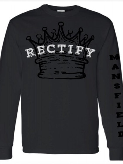 RECTIFY MANSFIELD long sleeve shirt