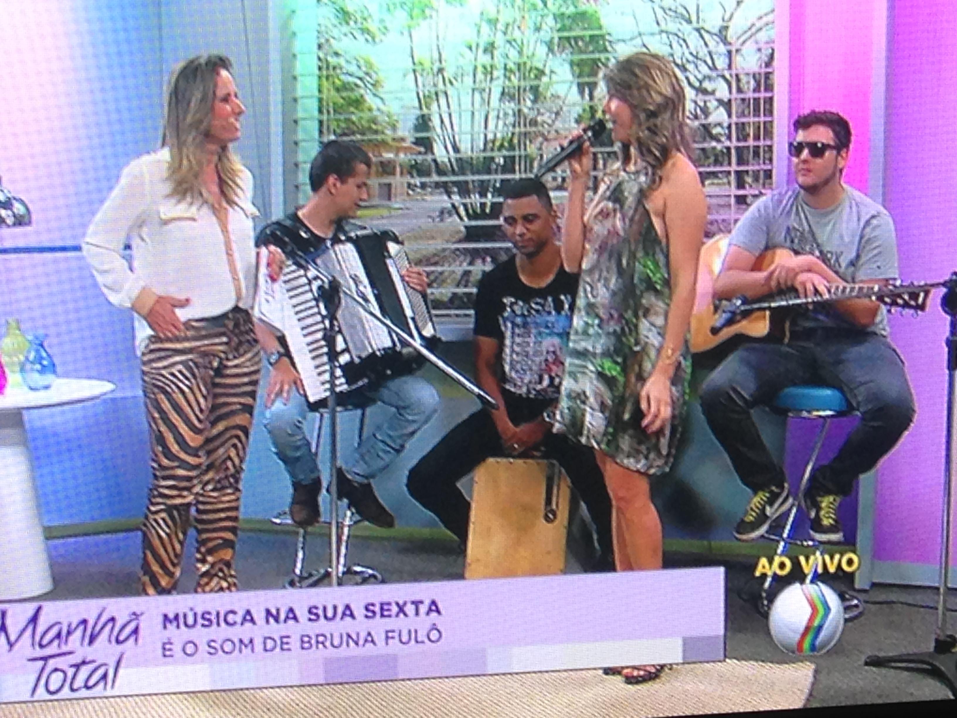TV Paranaiba - Rede Record