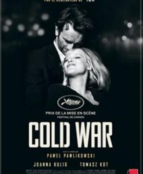 Olivier Crusells, décorateur d'intérieur à Nîmes, évoque Cold War de Pawel Pawlikowski.