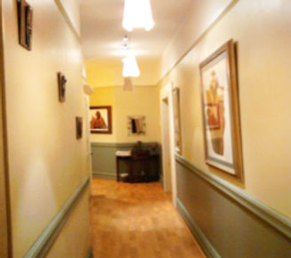 Geb Hetep Image hallway