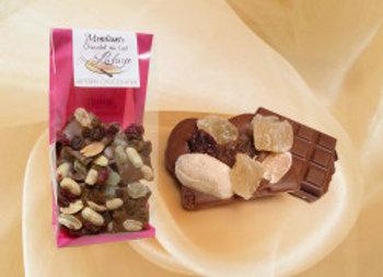 Mendiants Chocolat Lait