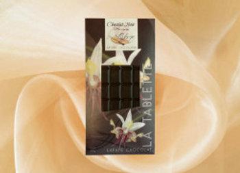 Tablette Chocolat Noir 73%